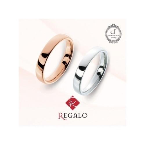 """【ジュエリーネモト】REGALO・ovale 結婚指輪 結婚指輪(女性用):¥76,680(税込) ~ 結婚指輪(男性用):¥82,080(税込) ~ 代表モデル型番:ovale REGALOとはイタリア語で""""贈り物""""という意味があります。ずっと昔から続いている永遠の愛を誓ってお互いに贈りあう結婚指輪、その意味がネーミングにこめられています。 REGALOの特徴はマテリアルや指輪の形状、リング表面の仕上げや幅、ダイヤの有無などお好みでデザインを選ぶことができます。 お互いにデザインを決め、大切な相手に結婚指輪を贈ってください。 【取り扱い店舗】水戸本店"""
